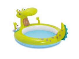 Kinderzwembad - Krokodil Zwembad met Sproeier