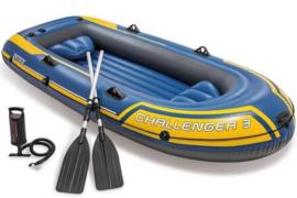 Challenger Set - Driepersoons