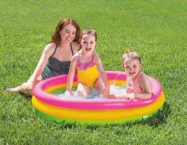 Kinderzwembad - Sunset Glow 3 Ring - Klein
