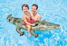 Opblaasbare Krokodil Realistisch