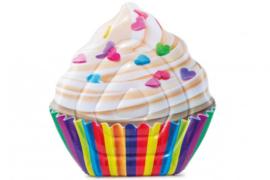 Opblaasbaar Cupcake Luchtbed
