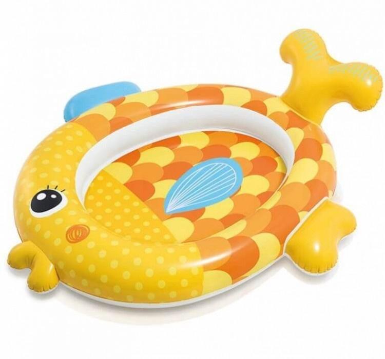 Baby Zwembad - Friendly Goldfish