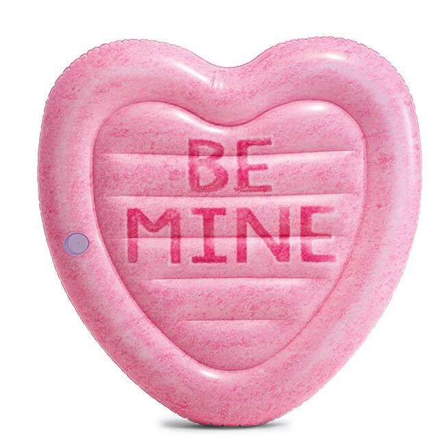 Opblaasbaar Candy Heart