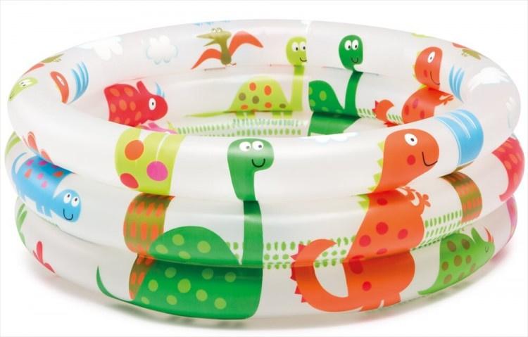 Baby zwembad - Dinosaurus