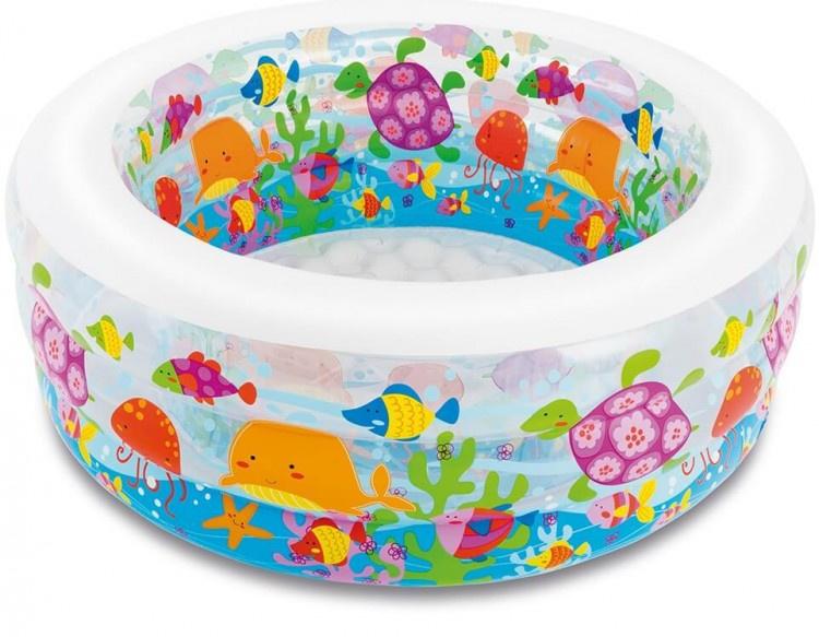 Kinderzwembad Rond - Aquarium