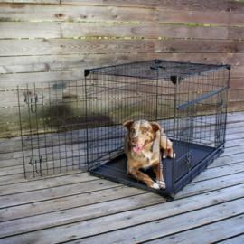Lucky dog bench XL 106cm