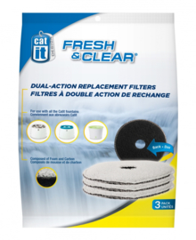 3 Filters  filter fresh & clear 2ltr