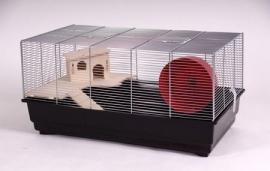 Hamster/muizenkooi Nelli met toebehoren
