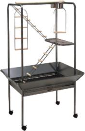 Papegaaienstandaard Venna Antraciet 103 x 78 x 163 cm