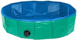 Zwembad Blauw/groen 160cm
