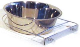 RVS schroef Cup  Ø 19cm