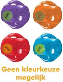 Kong Jumbler Ball - Assorti - M/L - Hondenspeelgoed - Ø14 cm