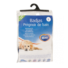 Honden badjas Microfiber diverse maten vanaf