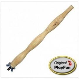 houten zitstok