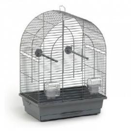 Vogelkooi lucie 1 zwart/grijs