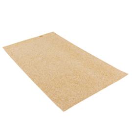 Zand papier voor vogelkooien div. maten