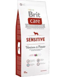 Brit Care Sensitive Venison  vanaf
