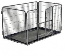 konijnen-cavia ren stevig frame 70cm hoog