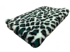 Vetbed luipaard groen 75 x 50