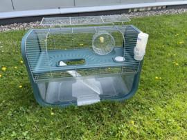 Hamsterkooi Savic Geneva Green