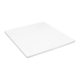 Damai Organic White, hoeslaken voor topmatras tot 15 cm, katoensatijn