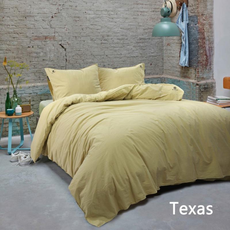 Blckout, Texas Yellow, percal