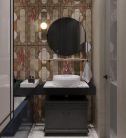 Wall & Deco CABINET DE CURIOSITE