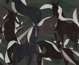 LondonArt MURGESE HORSES