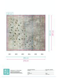 PHAZING 16094-01 op vinyl | B276 x H251 cm