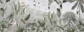 Botanical Bush | B380 x H140 (wordt 390 x 150 cm)