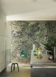 Wall and Deco VERTICAL GREEN