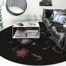 Rug Flowers (2 sizes)