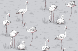 Icons FLAMINGOS (4 colors)