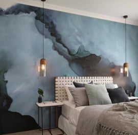 WATERCOLOUR WALL (4 kleuren)