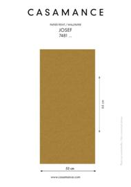 Casamance JOSEF (7 colors)