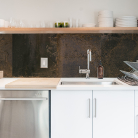 Backsplash panel OXI