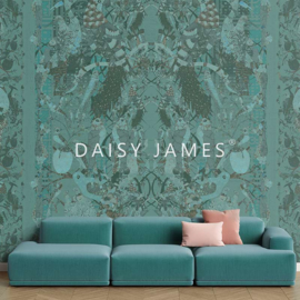 Daisy James THE HERALD TURQUOISE