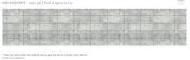 OSAKA CONTRETE 1066x246 cm (wordt 1100x256)