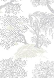 Jardin d'Asie (7 kleuren)