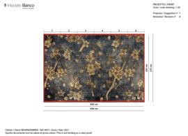 AUTUMN POETRY INKYFIT1802   B400 x H265 cm (wordt 408 x 275 cm)