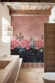 Wall & Deco ROSA DI SERA