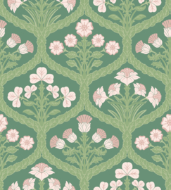 Pearwood Collection FLORAL KINGDOM (4 colors)