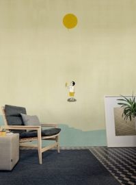 Wall and Deco YELLOW MELLOW