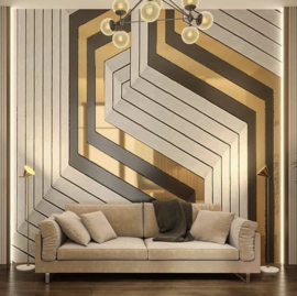 Wall and Deco GOLDEN HOOK
