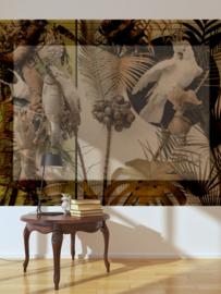 Framed Wallpaper COCKATOO