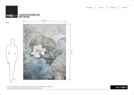 NIVEUM WET_NI1601 | W188 x H245 cm (becomes 188 x 255) washable wallpaper