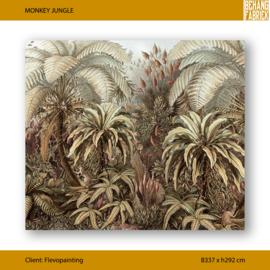 MONKEY JUNGLE - 337 x 292