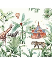 JUNGLE CIRCUS (several sizes)