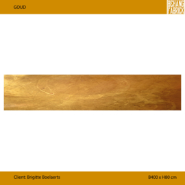 KitchenWalls goud B400xH80
