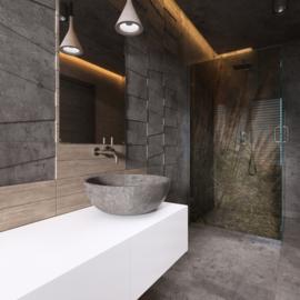 Shower screen PAMPAS